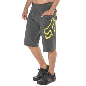 Fox Flexair Spodnie rowerowe Mężczyźni żółty/czarny